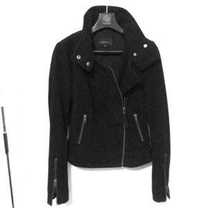 Mackage Kenya Suede Leather Jacket